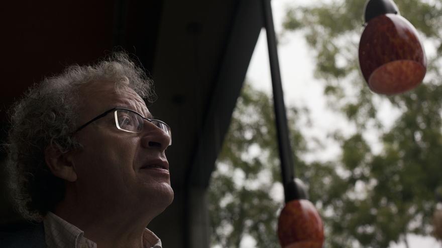El periodista José María Calleja