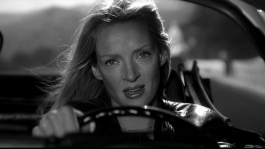 Uma Thurman en Kill Bill vol.2
