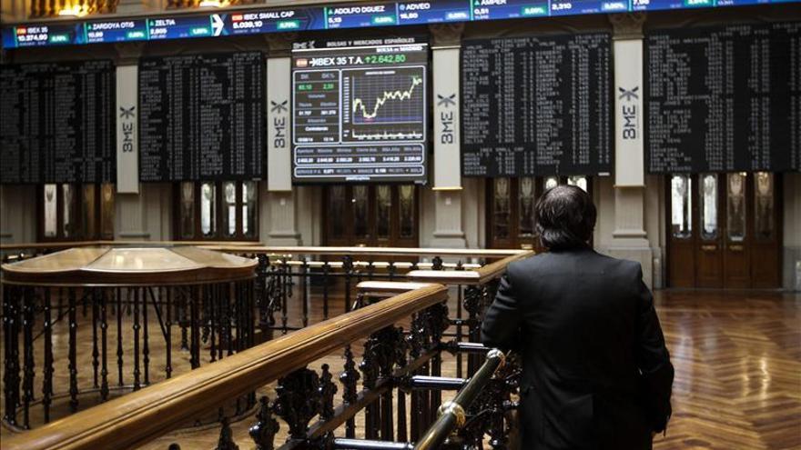 La Bolsa de Madrid abre con subidas y el IBEX 35 supera los 10.300 puntos