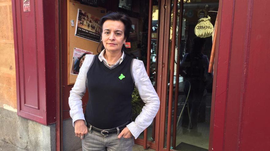Ana Luisa, maestra de Educación Infantil en un colegio madrileño / S.P