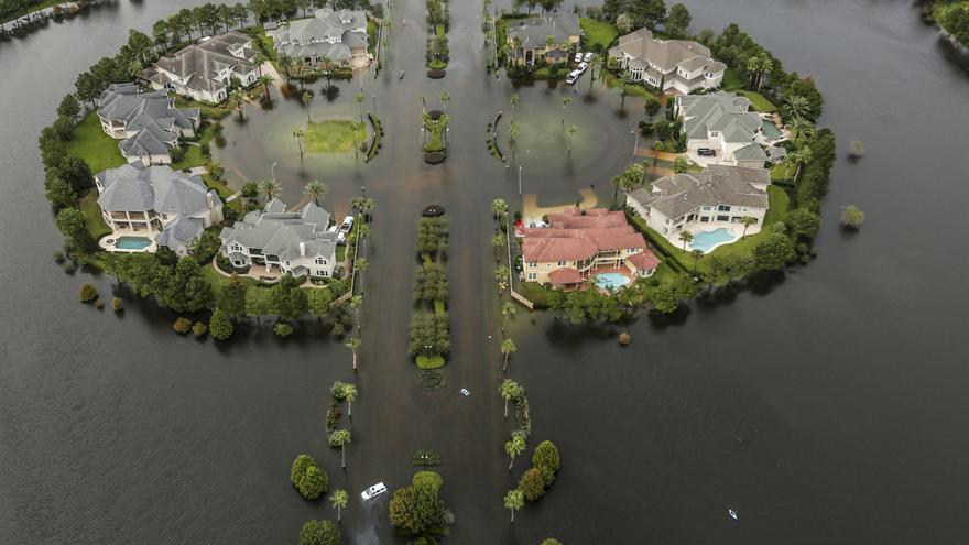 Houston, Texas después de Huracán Harvey | Foto: Gregory Bull GTRES