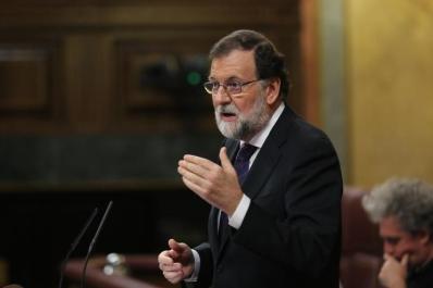 Rajoy hablará mañana en el Congreso sobre el rescate bancario y el paro