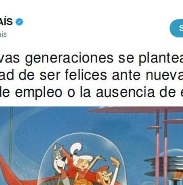 Tuit de El País