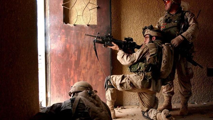 Tropas de ocupación de EEUU en Irak / EFE