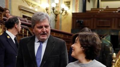 El Gobierno y Cs acentúan sus reproches en el Congreso por la actitud con el PNV