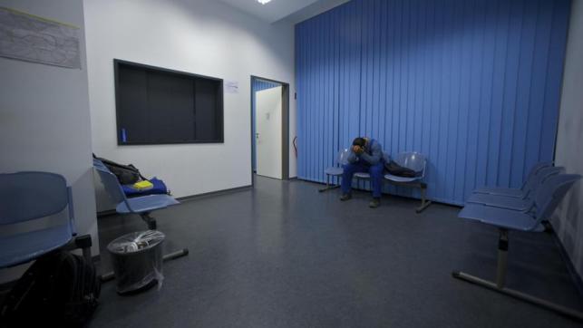 Oficina de empleo en Berlín (c) Christian Distch