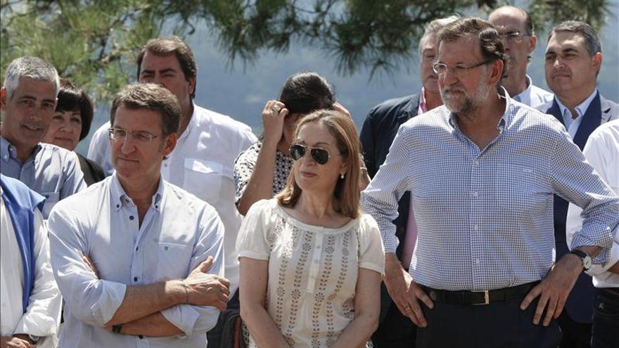 Rajoy dice que España pedirá a la UE que aumente la ayuda para los países con ébola