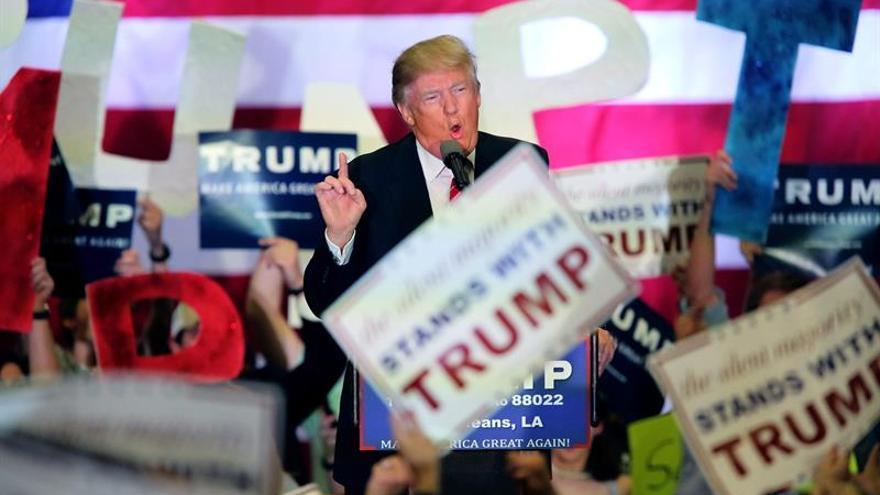 Trump y la vieja guardia republicana, ¿condenados a entenderse?