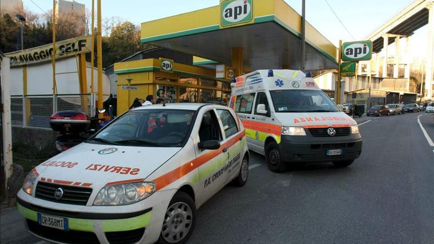 Cuatro muertos y dos heridos por un incendio en una nave de chinos en Italia