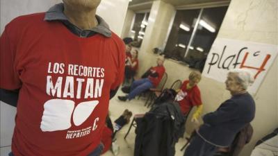 Alonso dice que habrá criterio médico frente a la hepatitis C, no político