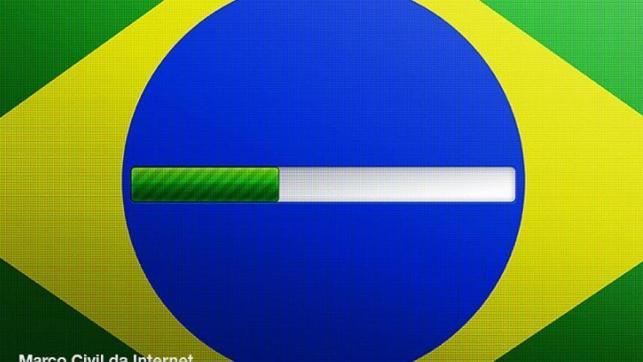 Marco Civil da Internet - Bandera Brasil tech