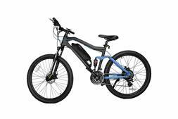 GreenLeaf eBikes Electric Mountain Bike Samsung Battery Bafang