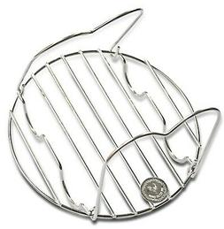 Steamer Rack Trivet For Use With Electric Pressure