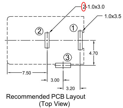 [SOLVED] Question on a PCB mechanical annotation