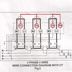 Kwh Meter Wiring Diagram Derbi Senda 50cc 3 Phase Base Get Free Image About