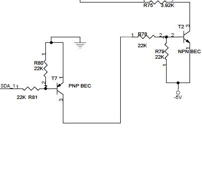 [SOLVED] help please : RS232 1.8v to 5 volt level shifter
