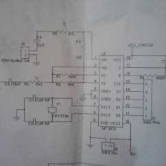 Dtmf Decoder Ic Mt8870 Pin Diagram Of A Low Mass Star Life Cycle For Mobile Phone