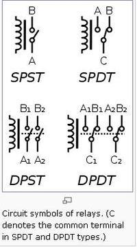8 Pin Dpdt Relay Wiring Diagram