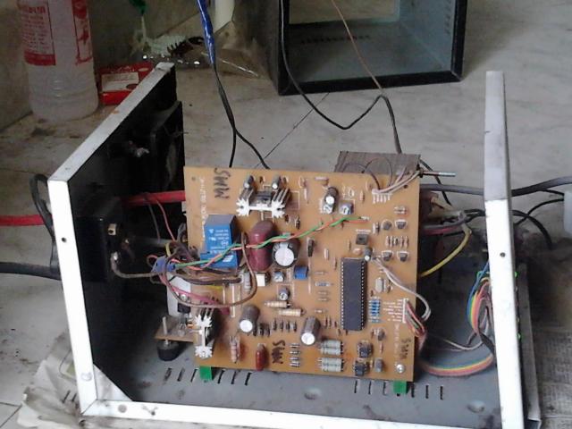 Inverter 12v Dc To 230v Ac Electronic Circuits Circuit Diagram Pdf