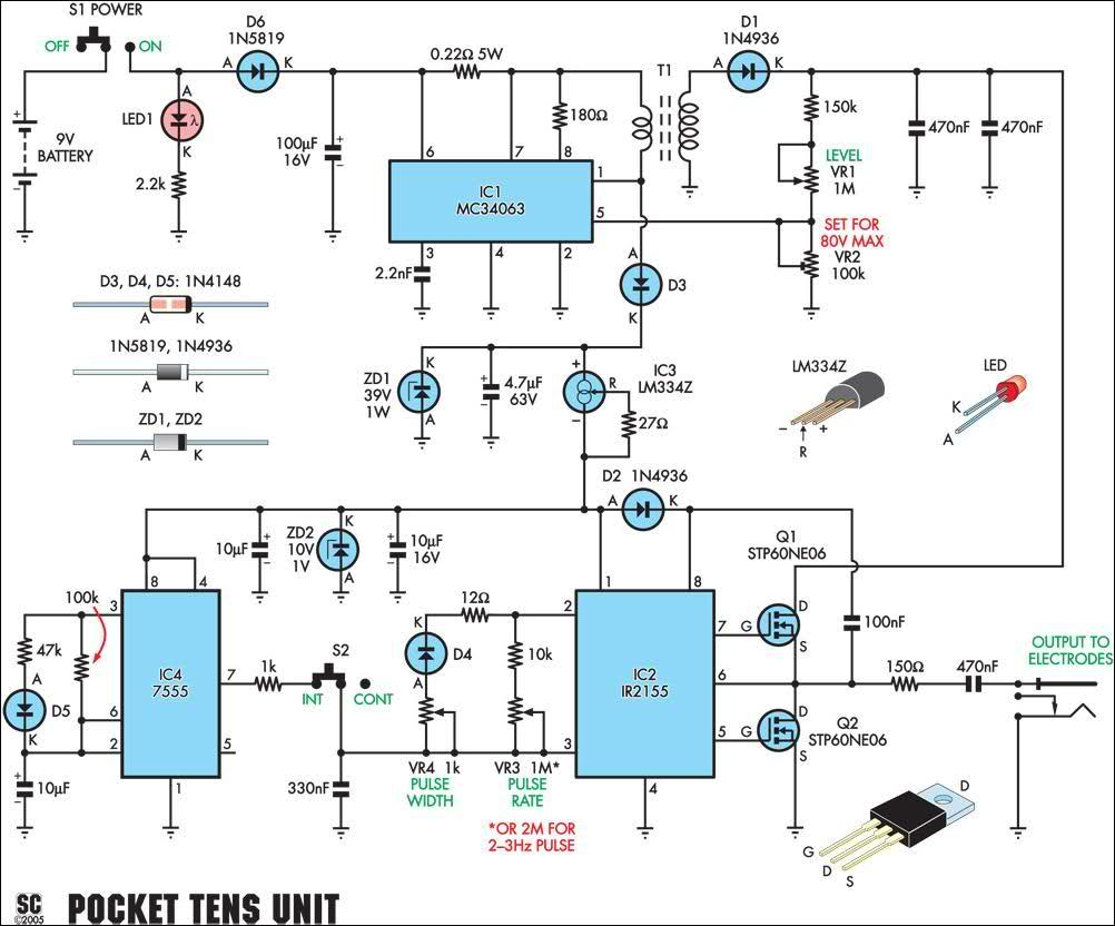 Tens Circuits Auto Electrical Wiring Diagram Electronic Page 715 Nextgr I Need Circuit For