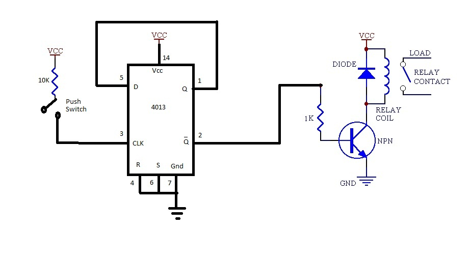 [SOLVED] Disarm button Circuit