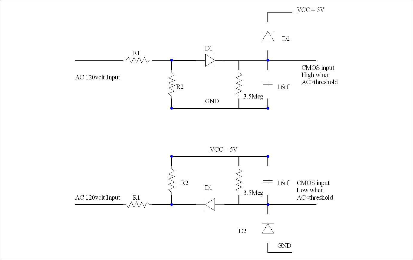 hight resolution of re how can i build circuit to sensing ac voltage by use pic