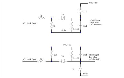 small resolution of re how can i build circuit to sensing ac voltage by use pic