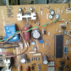 Microcontroller Based Inverter Circuit Diagram Chevy Brake Controller Wiring Tahmid S Blog Single 12v To 230v With Intelligent Battery Charging