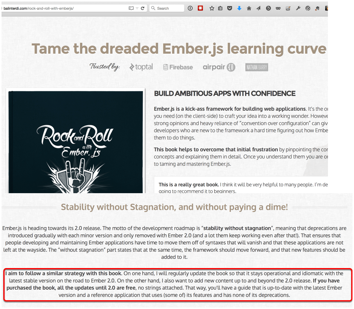 Rock and Roll with Ember.js