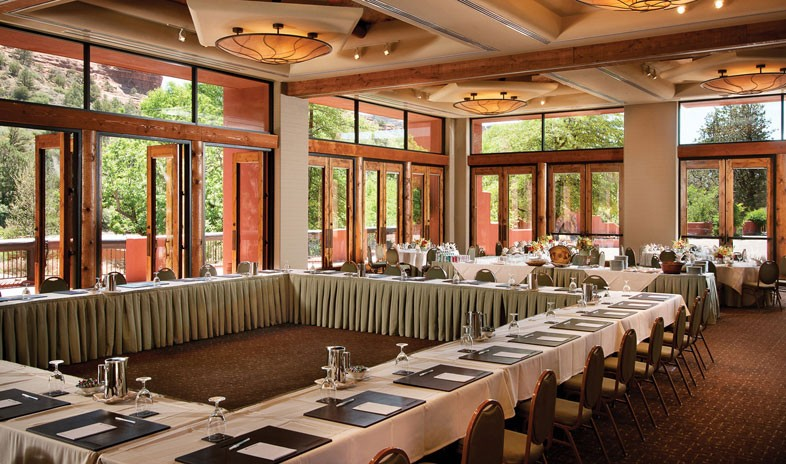 Sedona Arizona United States  Meeting and Event Space