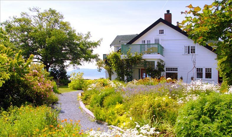 Sooke. British Columbia. Canada - Meeting and Event Space at Sooke Harbour House