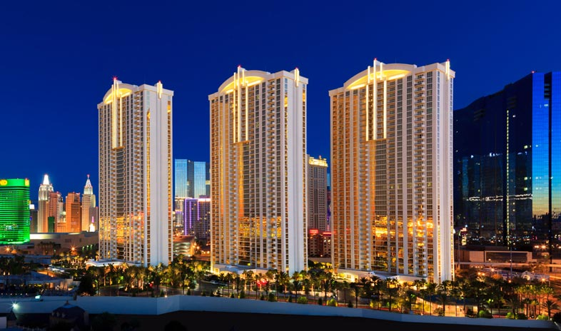 Las Vegas Nevada United States Meeting And Event Space At The Signature At Mgm Grand