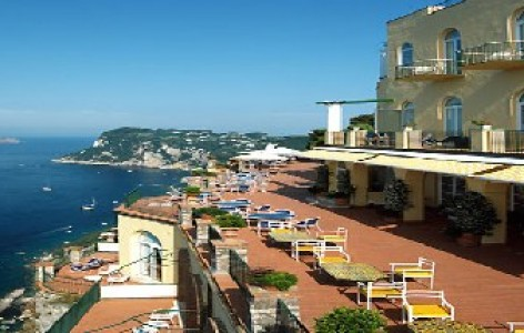 Anacapri Italy  Meeting and Event Space at Capri Hotel