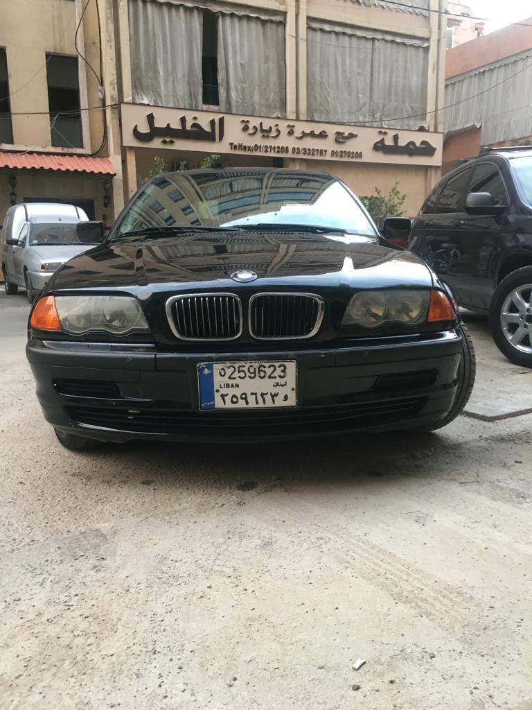 hight resolution of bmw 323i model 2000