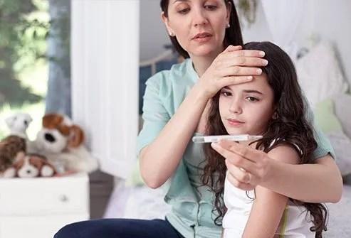 Flu in Children Symptoms, Signs, Medicine, Flu Shot Side Effects ...