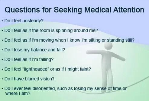 Why Am I Dizzy? Causes, Treatment, & Symptoms