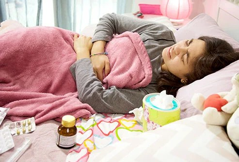 11 Stomach Flu Symptoms, Contagious, Diet & Treatment