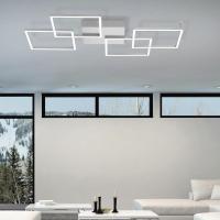 Paul Neuhaus Inigo LED Deckenleuchte mit Dimmer   8190 55 ...