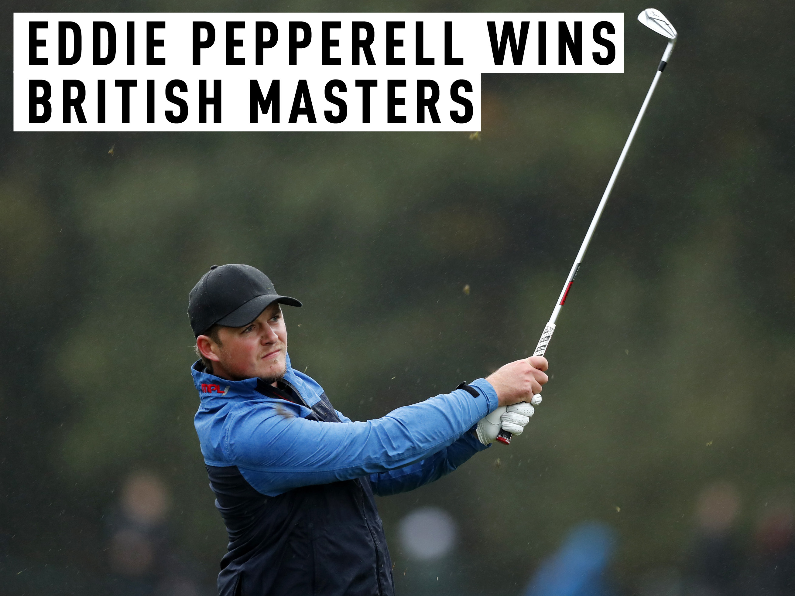 Eddie Pepperell Wins British Masters