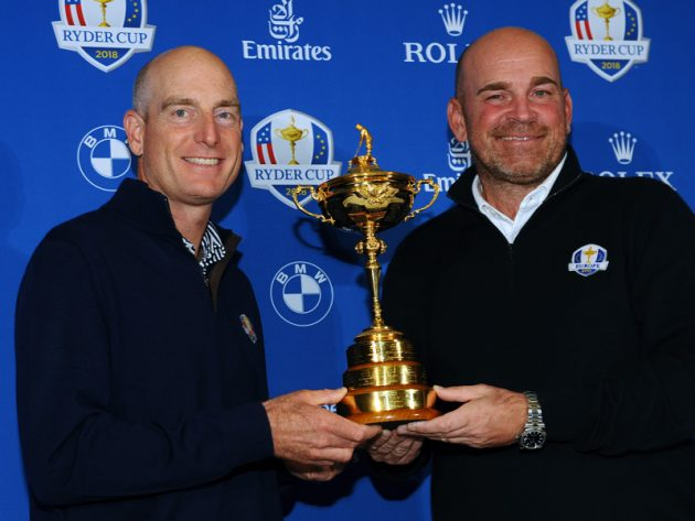 Ryder Cup Teams