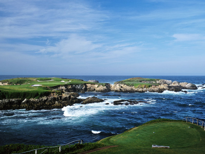 Incredible Golf Courses