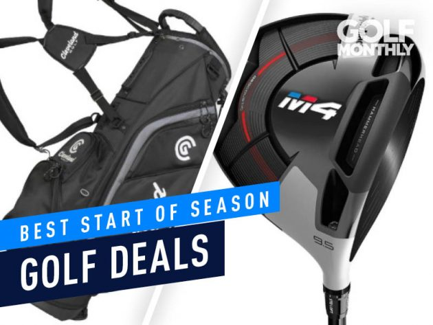 Start Of Season Golf Deals