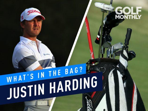 Justin Harding Clubs