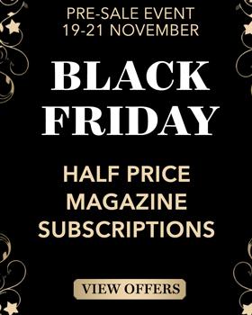 Black Friday Subscription