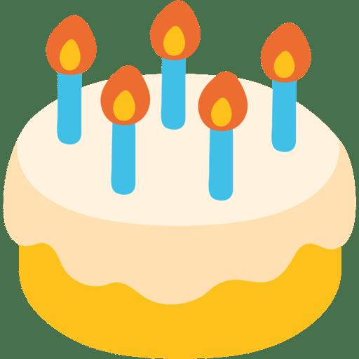 GeburtstagskuchenEmoji