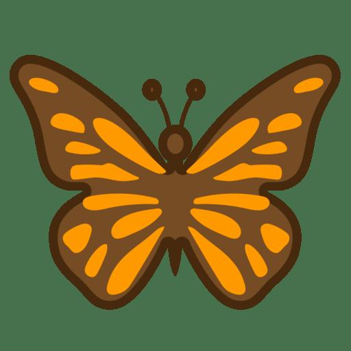 Borboleta Emoji