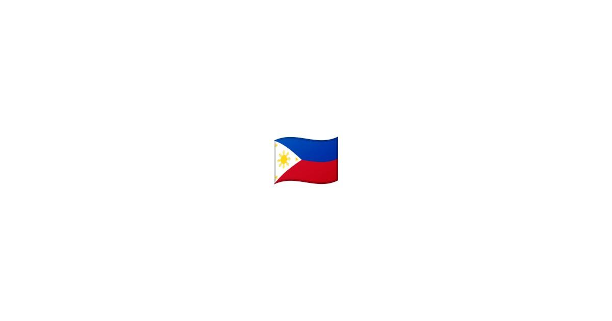 Flag Philippines Emoji