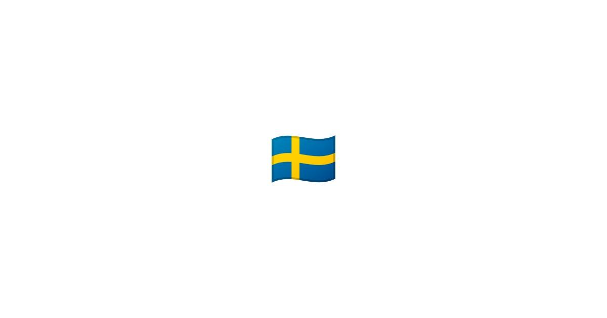 Flag Sweden Emoji