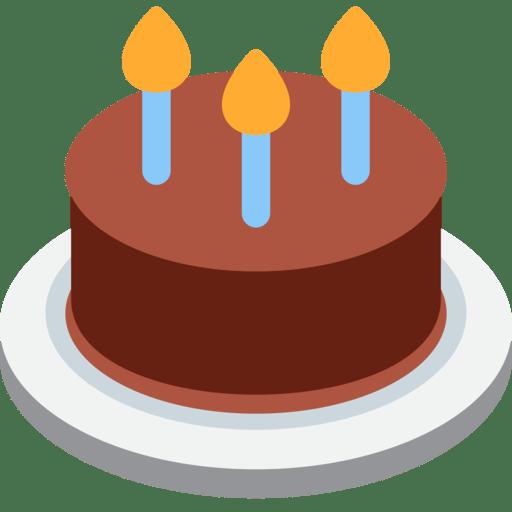 Tarta De Cumpleaos Emoji  Copiar  Pegar  Significado