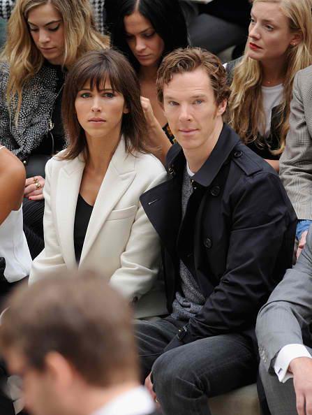 "Benedict Cumberbatch Christopher Carlton Cumberbatch : benedict, cumberbatch, christopher, carlton, Benedict, Cumberbatch, Returning, ""Sherlock"", Season, Because, Sophie, Hunter?, Trending, Koreaportal"